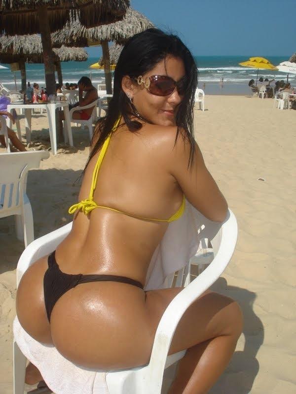 Latina babe with huge melons Regina Rizzi takes off bikini for fucking  352840